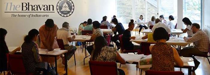 Workshop at Bhavan Centre London