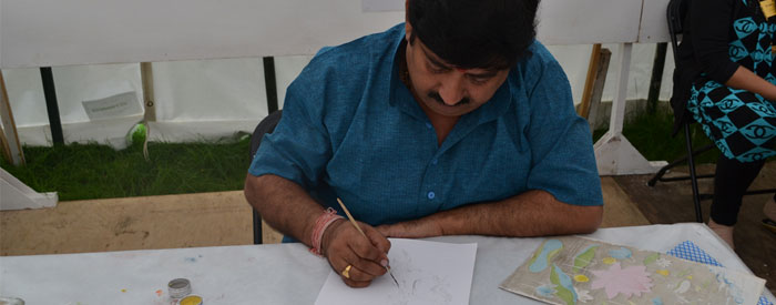 Secrets of Indian Miniature Painting introduction by Ramu Ramdev