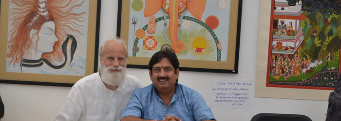Techniques of Indian Miniature Paintings Workshop at Bhavan Centre London