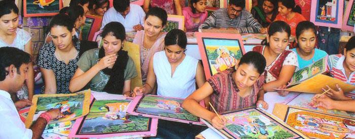 Learn Secrets of Indian Miniature Painting By Ramu Ramdevchapter 3.3